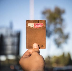 Quality slim leather wallets