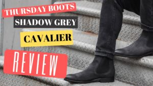 Thursday Chelsea Boot Review